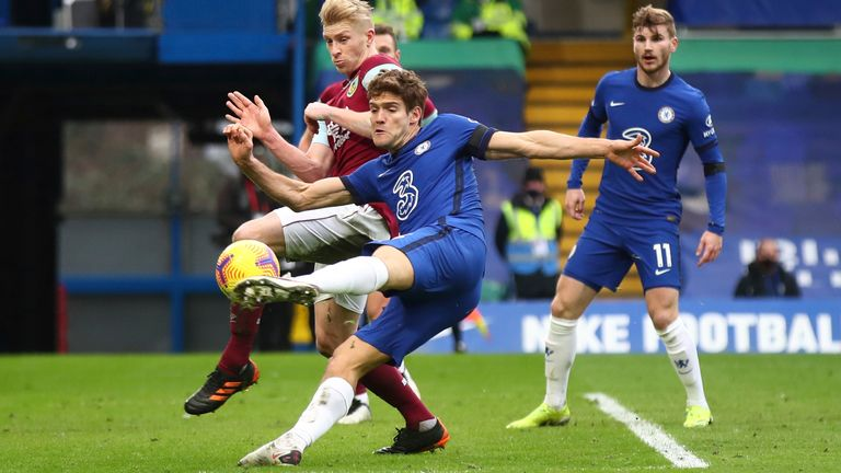 Marcos Alonso is an excellent example of the impact of Thomas Tuchel