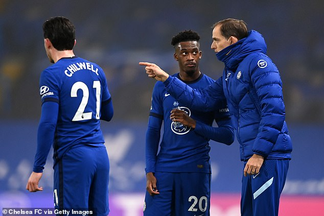 The impact of Thomas Tuchel has been felt by Hudson-Odoi as much as anyone
