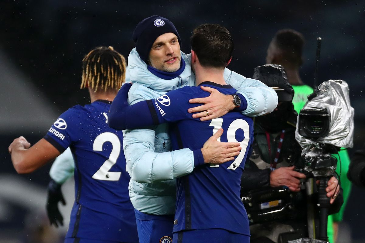 The impact of Thomas Tuchel and his appointment hasn't affected Mason Mount